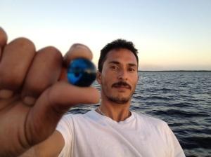 Alejandro's Blue Marble