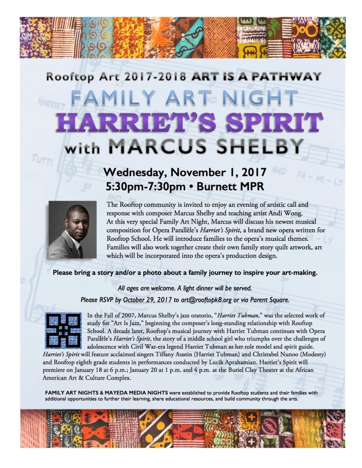 FAN 2017 Harriet's Spirit with Marcus Shelby,jpg